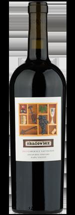 Shadowbox Cellars Annapurna Vineyard Cabernet Sauvignon Bottle Preview