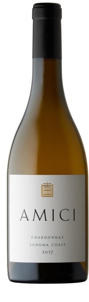 Amici Cellars Amici Chardonnay Sonoma Coast Bottle Preview