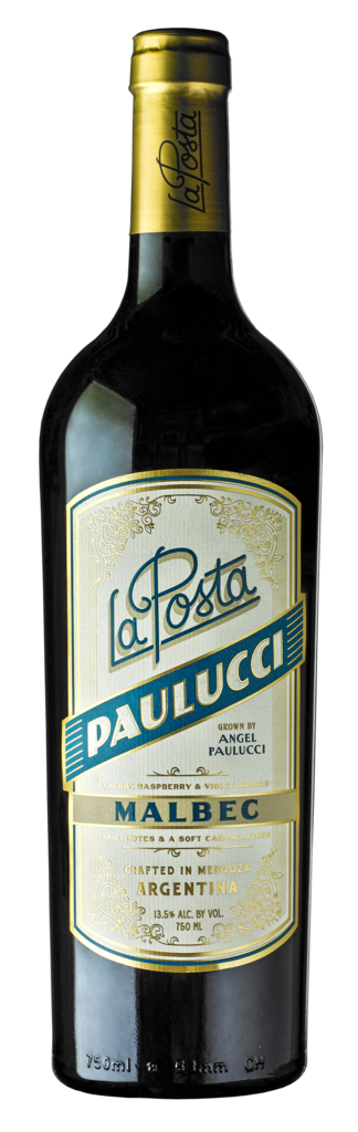 La Posta Vineyards LA POSTA PAULUCCI MALBEC Bottle Preview