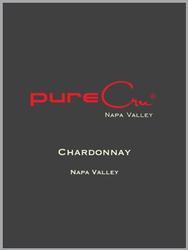 pureCru Wines Chardonnay Bottle Preview