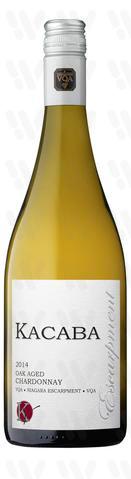 Kacaba Vineyards and Winery Oak Aged Chardonnay