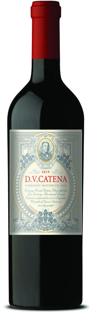 Bodega y Viñedos Catena DV Catena Cabernet Historico Bottle Preview