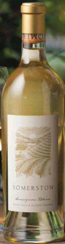 Somerston Estate Sauvignon Blanc Bottle Preview