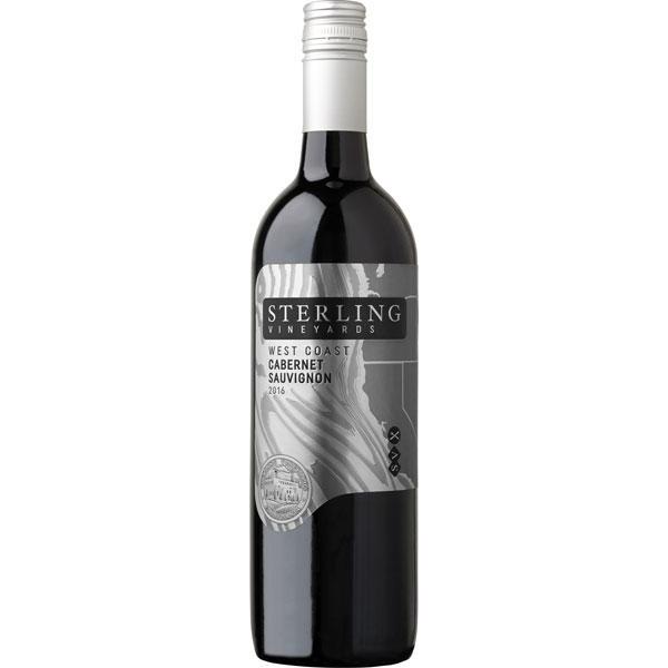 Sterling Vineyards West Coast Cabernet Sauvignon Bottle Preview