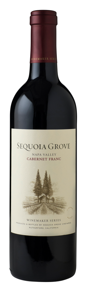 Sequoia Grove Winery Napa Valley Cabernet Franc Bottle Preview