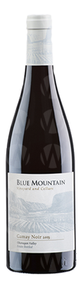 Blue Mountain Vineyard and Cellars Ltd. Gamay Noir