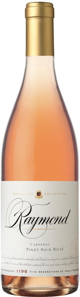 Small Lot Collection Pinot Noir Rosé Bottle