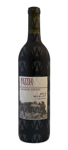 Kettle Valley Winery McGraw Estate Merlot