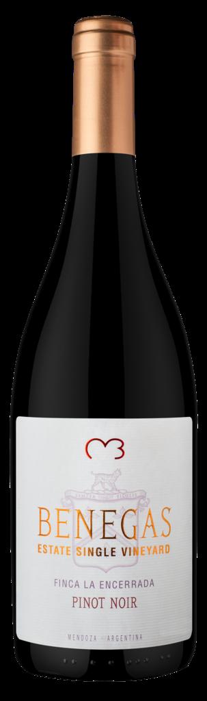 Benegas Benegas Single Vineyard Pinot Noir Bottle Preview