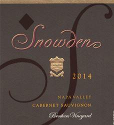 Snowden Vineyards Logo