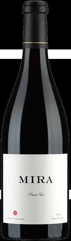 Mira Winery Pinot Noir Hyde Bottle Preview