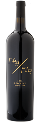Peju Winery Fifty/Fifty Bottle Preview