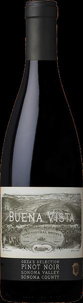 Buena Vista Winery Geza's Selection Pinot Noir Bottle Preview