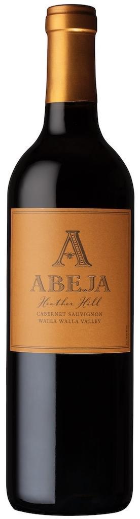 Abeja Estate Cabernet Sauvignon, Heather Hill Bottle Preview