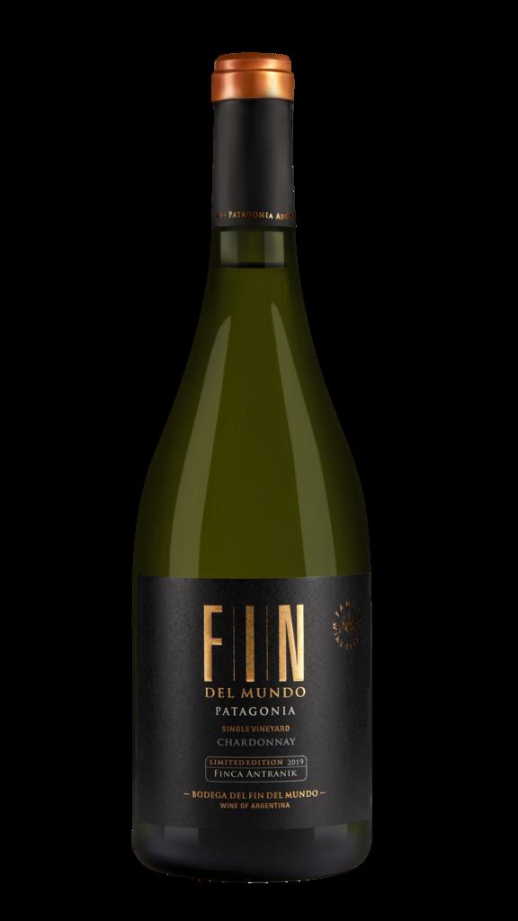 Fin del Mundo Single Vineyard Chardonnay Bottle