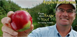 AppleMan Farms Ltd/Gagetown Cider Company Logo