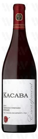 Kacaba Vineyards and Winery Syrah, Terrace Vineyard