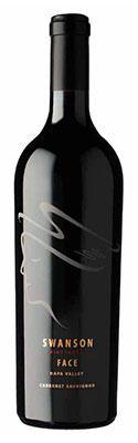 Swanson Vineyards Face Cabernet Sauvignon Bottle Preview
