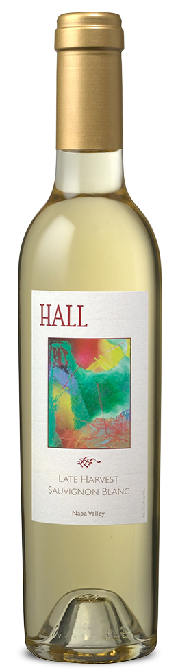 HALL Napa Valley LATE HARVEST SAUVIGNON BLANC Bottle Preview