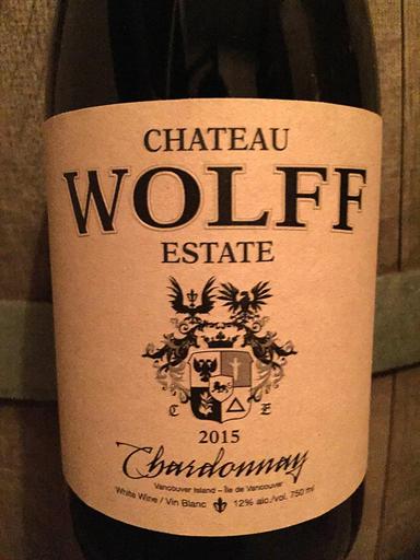 Chateau Wolff Estate Chardonnay