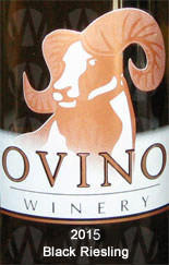 Ovino Winery Black Riesling