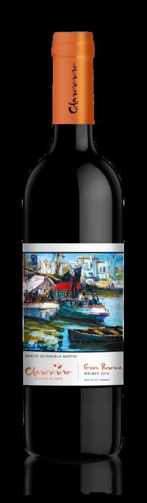 Bodega Claroscuro Claroscuro Gran Reserva Malbec Bottle Preview
