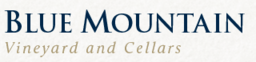 Blue Mountain Vineyard and Cellars Ltd. Logo