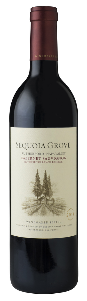 Sequoia Grove Winery Rutherford Bench Reserve Cabernet Sauvignon Bottle Preview