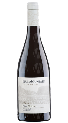 Blue Mountain Vineyard and Cellars Ltd. Reserve Pinot Noir