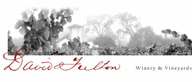 David Fulton Winery Logo