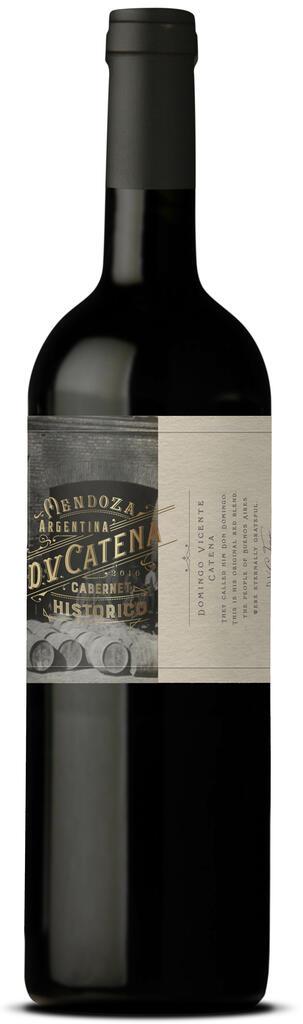 DV Catena Cabernet Historico Bottle