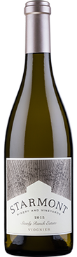 Starmont Winery & Vineyards Viognier Bottle Preview