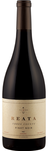 Jamieson Ranch Vineyards REATA THREE COUNTY PINOT NOIR Bottle Preview