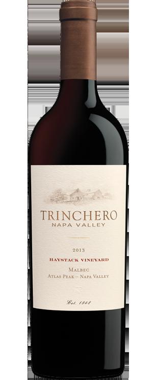 Trinchero Napa Valley Haystack Vineyard Malbec Bottle Preview