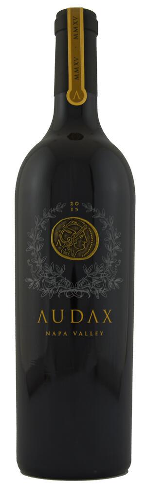 Calla Lily Vineyards AUDAX Cabernet Sauvignon Bottle Preview