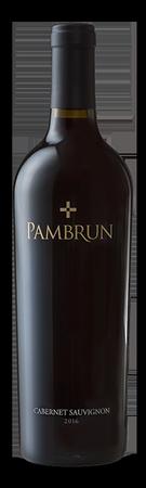 Pambrun Wines Cabernet Sauvignon Bottle Preview