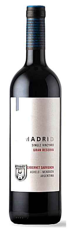 Lamadrid Gran Reserva Cabernet Sauvignon Bottle
