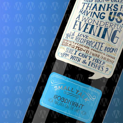 Small Talk Vineyards Goodnight Cabernet Sauvignon – Merlot