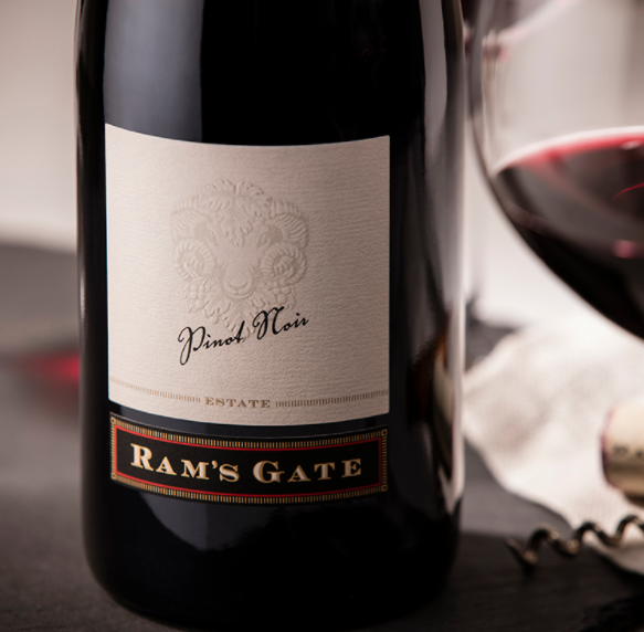 Ram's Gate Winery Pinot Noir, Ram's Gate Bottle Preview