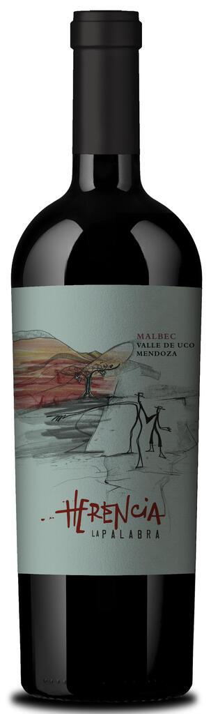 Herencia La Palabra Malbec Bottle Preview