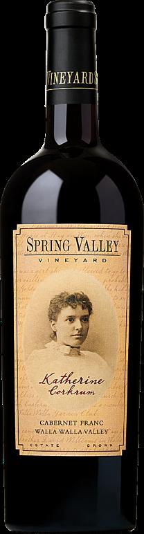 Spring Valley Vineyard Katherine Cabernet Franc Bottle Preview