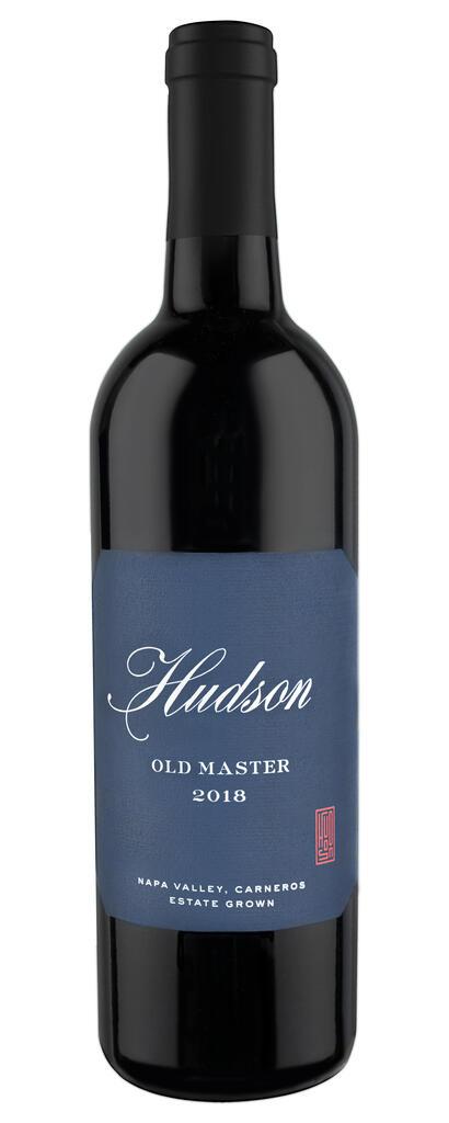 Hudson OLD MASTER Bottle Preview