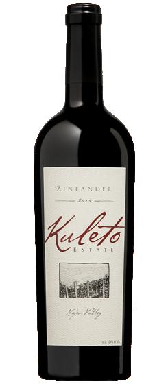 Kuleto Estate Zinfandel Bottle Preview