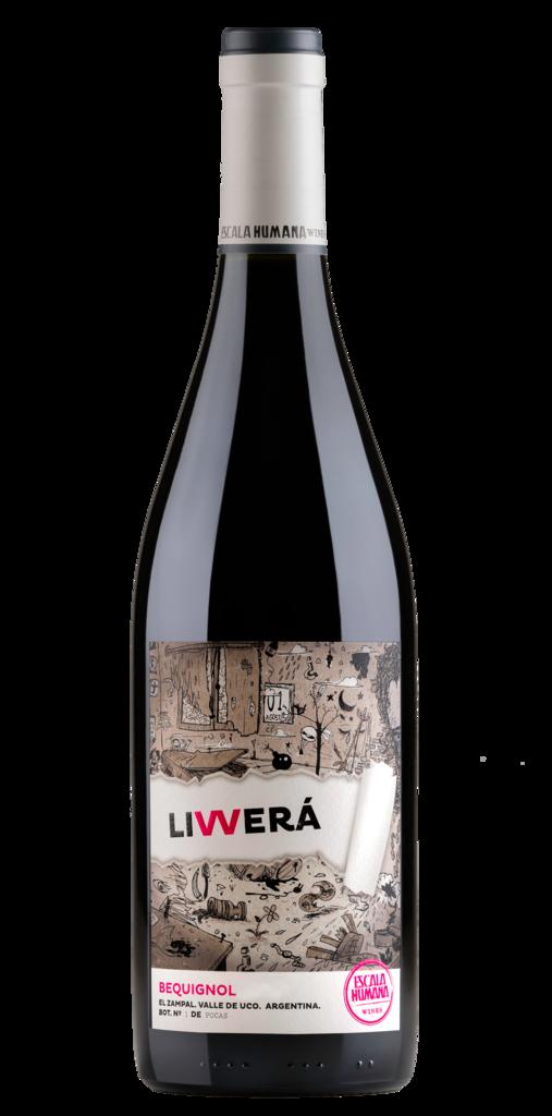 Escala Humana Wines Livverá Bequignol Bottle Preview