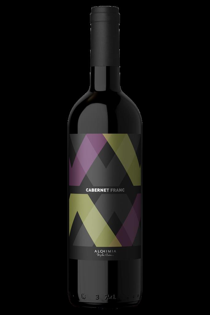 Alchimia Wines Modern Luxury Cabernet Franc Bottle Preview