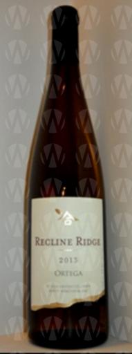 Recline Ridge Vineyards and Winery Ortega
