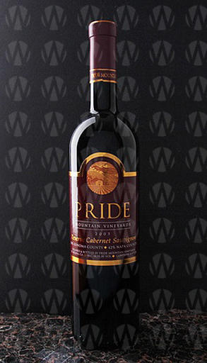 Pride Mountain Vineyards Reserve Cabernet Sauvignon