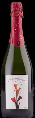 Isenhower Cellars Blanc de Blanc Sparkling Roussanne Extra Brut Bottle Preview