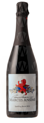 Daydreamer Wines Marcus Ansems Sparkling Shiraz