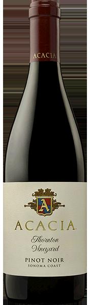 Acacia Vineyard Thornton Pinot Noir Bottle